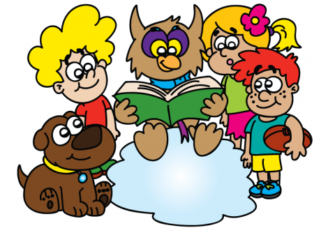 Reading together - educational children's books.