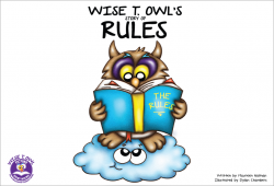 Childrens Picture Books - The Story Of Rules