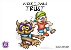 Childrens Picture Book - The Story Of Trust